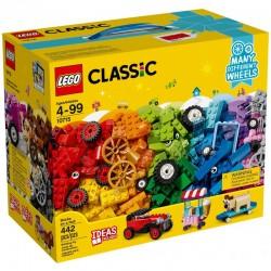 LEGO Classic 10715 Klocki na Kółkach NOWOŚĆ 2018