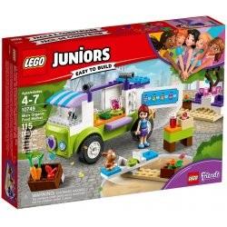 LEGO Juniors 10749 Targ Ekologiczny Mii NOWOŚĆ 2018