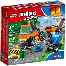 LEGO Juniors 10750 Samochód Robót Drogowych NOWOŚĆ 2018