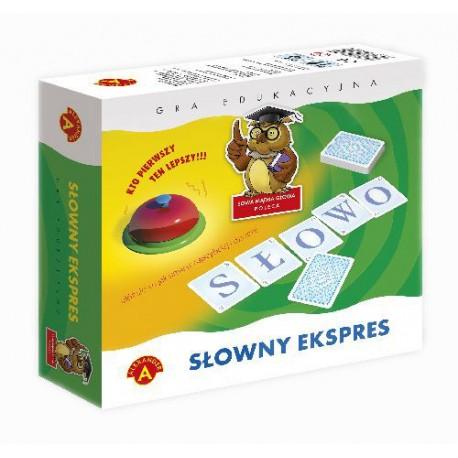 Alexander - Gra Edukacyjna - Słowny Ekspres