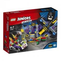 LEGO Juniors 10753 Atak Jokera na Jaskinię Batmana NOWOŚĆ 2018