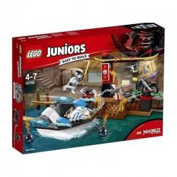 LEGO Juniors 10755 Wodny Pościg Zane'a NOWOŚĆ 2018