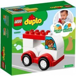 LEGO DUPLO 10860 Moja Pierwsza Wyścigówka NOWOŚĆ 2018