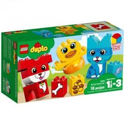 LEGO DUPLO 10858 Moje Pierwsze Zwierzątka NOWOŚĆ 2018