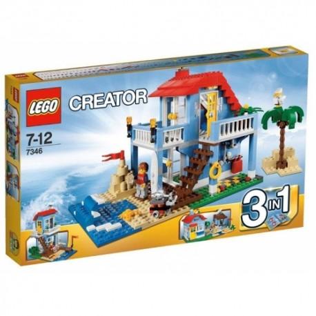 LEGO CREATOR 7346 Domek na Plaży