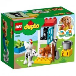 LEGO DUPLO 10870 Zwierzątka Hodowlane NOWOŚĆ 2018
