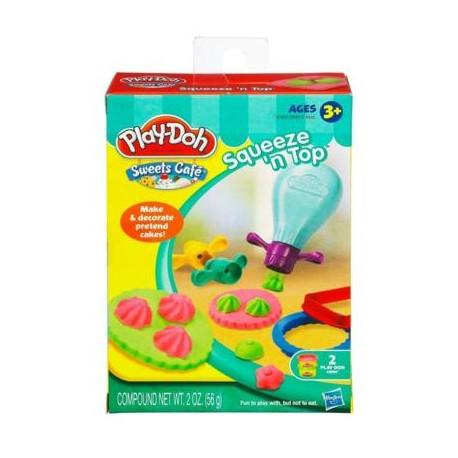 Ciastolina Play-Doh - 36813 - Zestaw Słodkie Dodatki