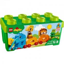 LEGO DUPLO 10863 Pociąg ze Zwierzątkami NOWOŚĆ 2018