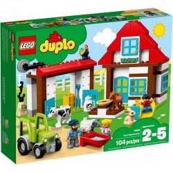LEGO DUPLO 10869 Przygody na Farmie NOWOŚĆ 2018