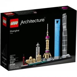 LEGO ARCHITECTURE 21039 SHANGHAI Chiny - NOWOŚĆ 2018!