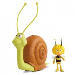 TM Toys - 200104 - Pszczółka Maja - Zestaw Ślimak