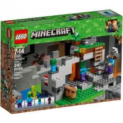 LEGO Minecraft 21141 Jaskinia Zombie - NOWOŚĆ 2018!