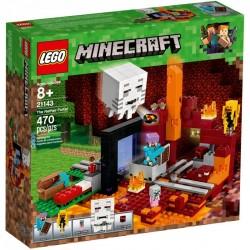 LEGO Minecraft 21143 Portal do Netheru - NOWOŚĆ 2018!