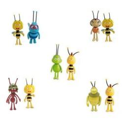 TM Toys - 200081 - Pszczółka Maja - Dwie Figurki w tubie