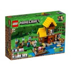 LEGO Minecraft 21144 Wiejska Chatka - NOWOŚĆ 2018!