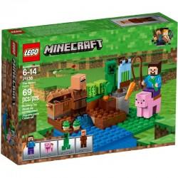 LEGO Minecraft 21138 Farma Arbuzów - NOWOŚĆ 2018!