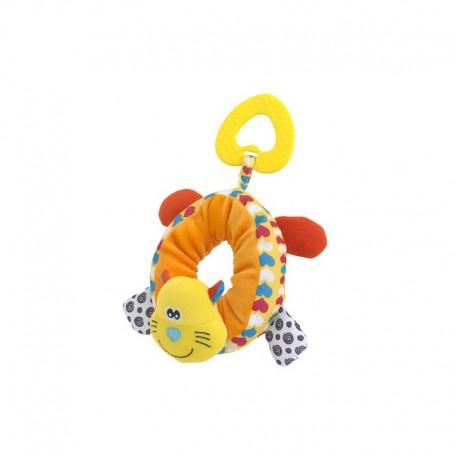 Smily Play - QT50024 - Grzechotka na nóżkę - Lewek