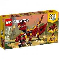 LEGO CREATOR 31073 Mityczne Stworzenia NOWOŚĆ 2018