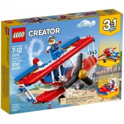 LEGO CREATOR 31076 Samolot Kaskaderski NOWOŚĆ 2018