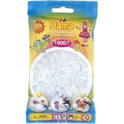 Hama - Midi - 20719 - Koraliki Przeźroczyste - Zestaw Uzupełniający 1000 szt