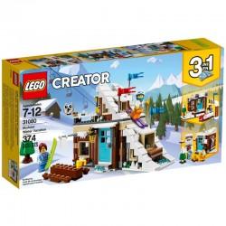 LEGO CREATOR 31080 Ferie Zimowe NOWOŚĆ 2018