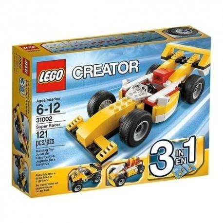 LEGO CREATOR 31002 Samochód Wyścigowy
