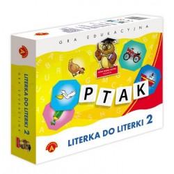 Alexander - Gra Edukacyjna - Literka do Literki 2 4618