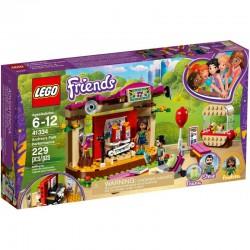 LEGO FRIENDS 41334 Pokaz Andreii w Parku NOWOŚĆ 2018