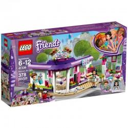 LEGO FRIENDS 41336 Artystyczna Kawiarnia Emmy NOWOŚĆ 2018