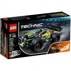 LEGO TECHNIC 42072 Żółta Wyścigówka NOWOŚĆ 2018