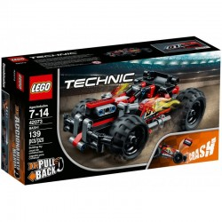 LEGO TECHNIC 42073 Czerwona Wyścigówka NOWOŚĆ 2018