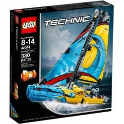 LEGO TECHNIC 42074 Jacht Wyścigowy