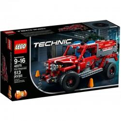 LEGO TECHNIC 42075 Pojazd Szybkiego Reagowania NOWOŚĆ 2018