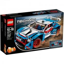 LEGO TECHNIC 42077 Niebieska Wyścigówka NOWOŚĆ 2018