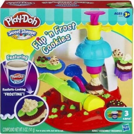 Ciastolina Play-Doh - A0320 - Kremowe Ciasteczka