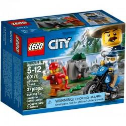 LEGO CITY 60170 Pościg za Terenówką NOWOŚĆ 2018
