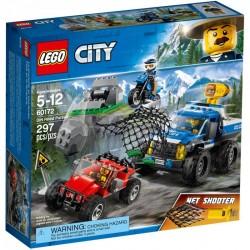 LEGO CITY 60172 Pościg Górską Drogą NOWOŚĆ 2018