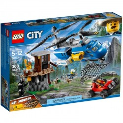 LEGO CITY 60173 Aresztowanie w Górach NOWOŚĆ 2018