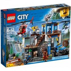 LEGO CITY 60174 Górski Posterunek Policji NOWOŚĆ 2018