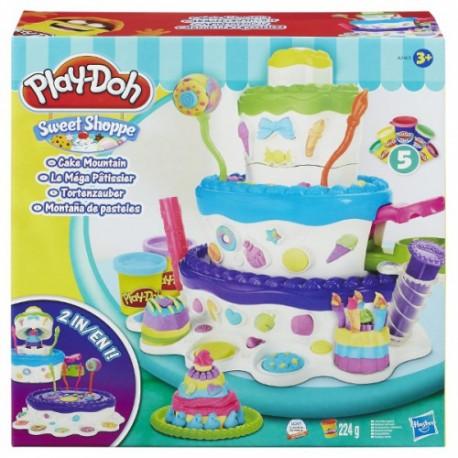 Ciastolina Play-Doh - A7401 - Tort Urodzinowy