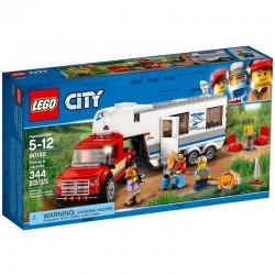 LEGO CITY 60182 Pickup z Przyczepą NOWOŚĆ 2018