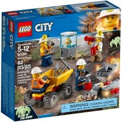 LEGO CITY 60184 Ekipa Górnicza NOWOŚĆ 2018