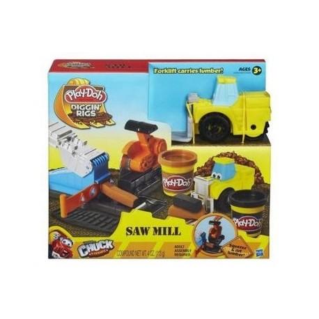 Ciastolina Play-Doh - A3320 - Tartak - Podnośnik Lifty