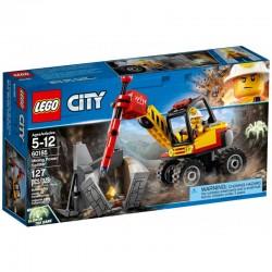 LEGO CITY 60185 Kruszarka Górnicza NOWOŚĆ 2018