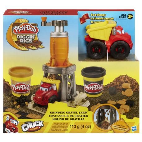 Ciastolina Play-Doh - 49427 - Skład Kruszców - Wywrotka Chuck