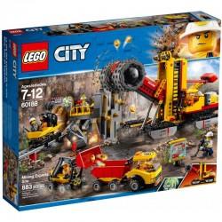LEGO CITY 60188 Kopalnia NOWOŚĆ 2018