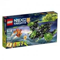 LEGO NEXO KNIGHTS 72003 Bombowiec Berserkera - NOWOŚĆ 2018