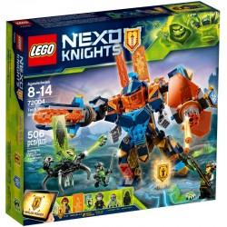 LEGO NEXO KNIGHTS 72004 Starcie Technologicznych Czarodziejów - NOWOŚĆ 2018