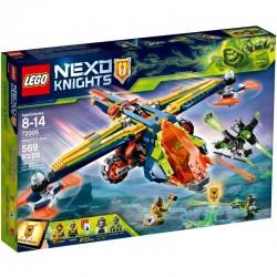 LEGO NEXO KNIGHTS 72005 X-Bow Aarona - NOWOŚĆ 2018