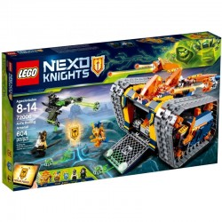 LEGO NEXO KNIGHTS 72006 Arsenał Axla NOWOŚĆ 2018